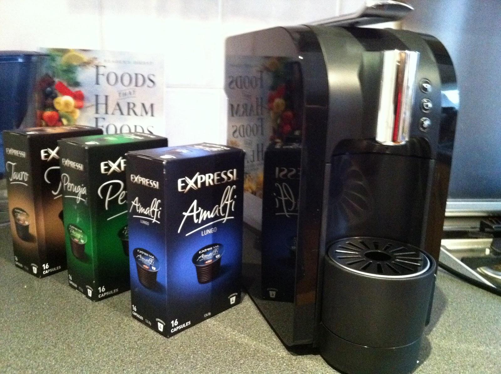 aldi expressi coffee machine