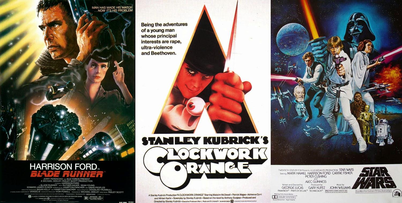 Poster più belli storia del cinema