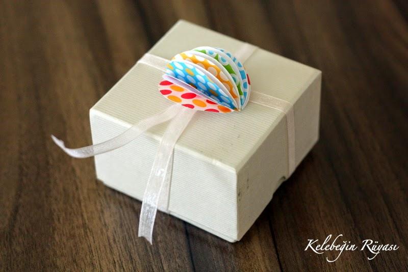 hediye paketleme fikirleri