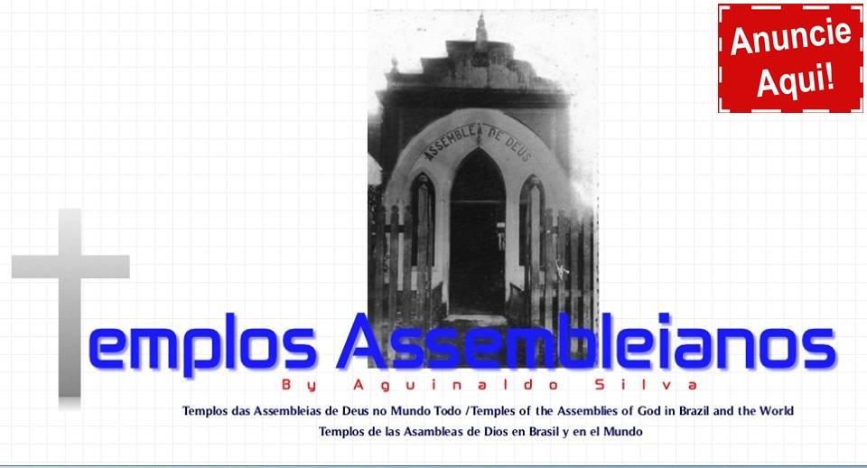 Templos das Assembleias de Deus