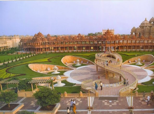 8 beautiful akshardham temple wallpapers for your devices o gujarat akshardham temple wallpaper thecheapjerseys Image collections