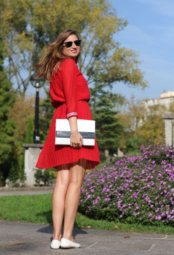 Vestidos de moda color rojo | Vestidos