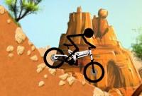 لعبة دراجات الصحراء