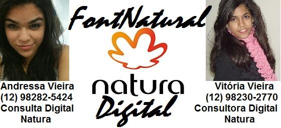 Espaço FontNatural Natura Digital