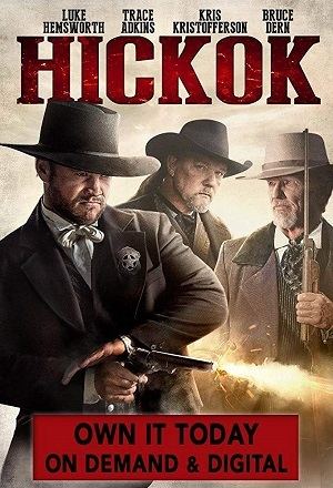 A Lenda de Wild Bill Hickok - O Xerife Pistoleiro Filmes Torrent Download capa
