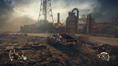Mad Max [v 1.0.1.1 + 3 DLC] Repack By SEYTER TERBARU 2015. screenshot 1