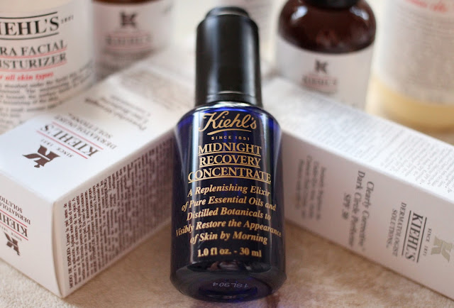 Kiehl's Midnight Recovery Serum