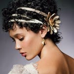 Short Black Wedding Hairstyles Pictures