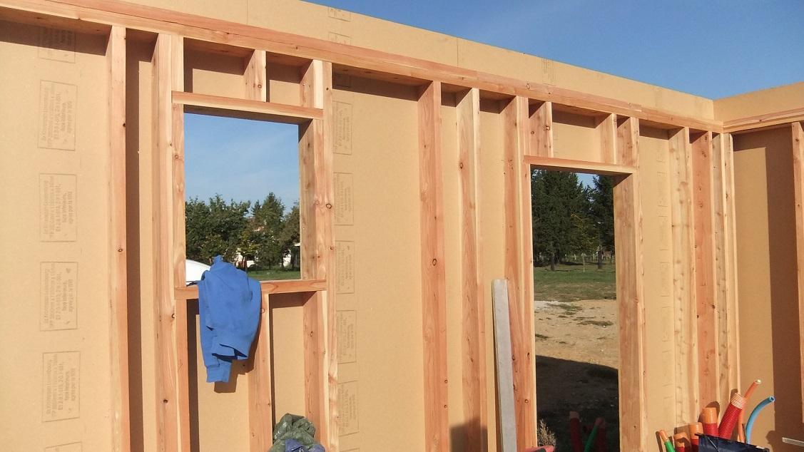 charpentier ecoconstructeur en dordogne 24 maison