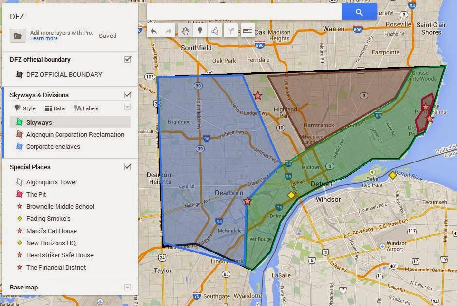 how to create your own map in google maps