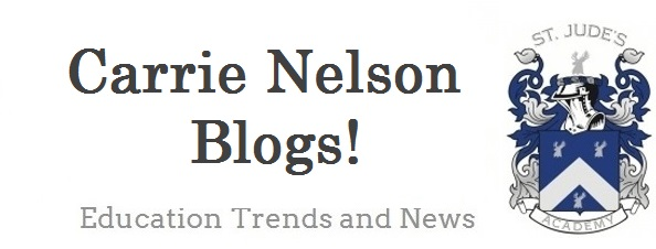 Carrie Nelson Blogs!