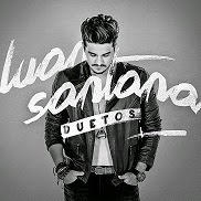 CD Luan Santana Duetos