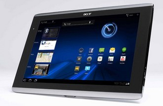 Acer Iconia Tab A501 debuts on AT&T on Sept 18