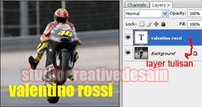 Edit foto : cara menggabungkan gambar dan tulisan keren menggunakan ...