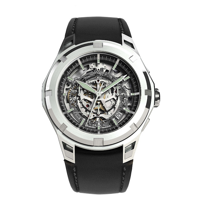 Revelation - R03 Chronographe RS skeleton