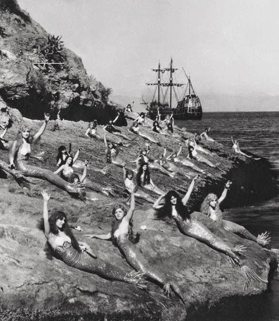 Sirenas y Marineros