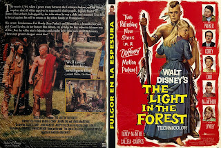 Fulgor en la espesura (1958 - The Light in the Forest)