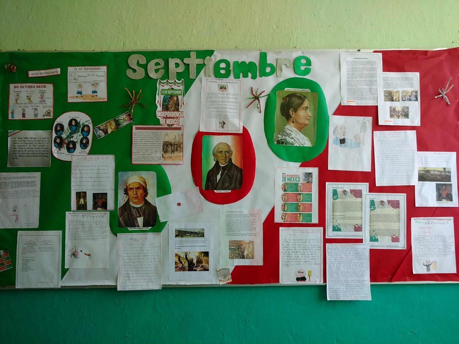 Escuela primaria felipe suberbie peri dico mural de for Como elaborar un periodico mural escolar