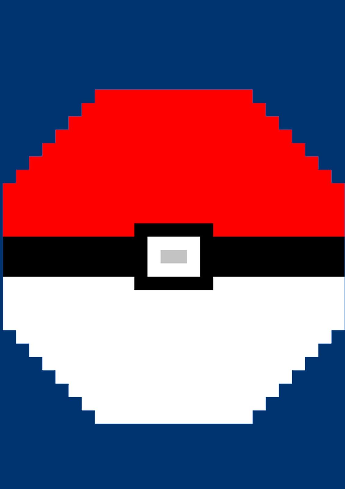 Pixelated Pokeball Lee Suffield S Portfolio