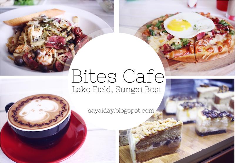 Bites Cafe Food Review Lake Field Sungai Besi