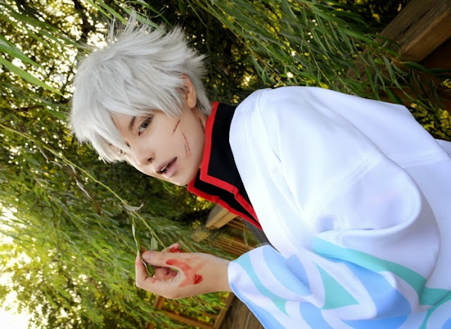 gintoki cosplay - photo #19