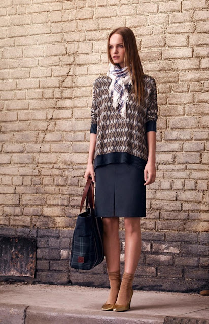 Urban Classic Lookbook winter 2013. Club Monaco