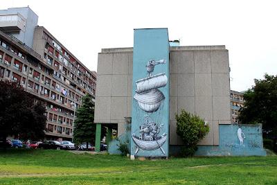 Graffiti - Vijenac Frane Gotovca 7