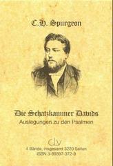 Charles Spurgeon-Die Schatzkammer Davids-