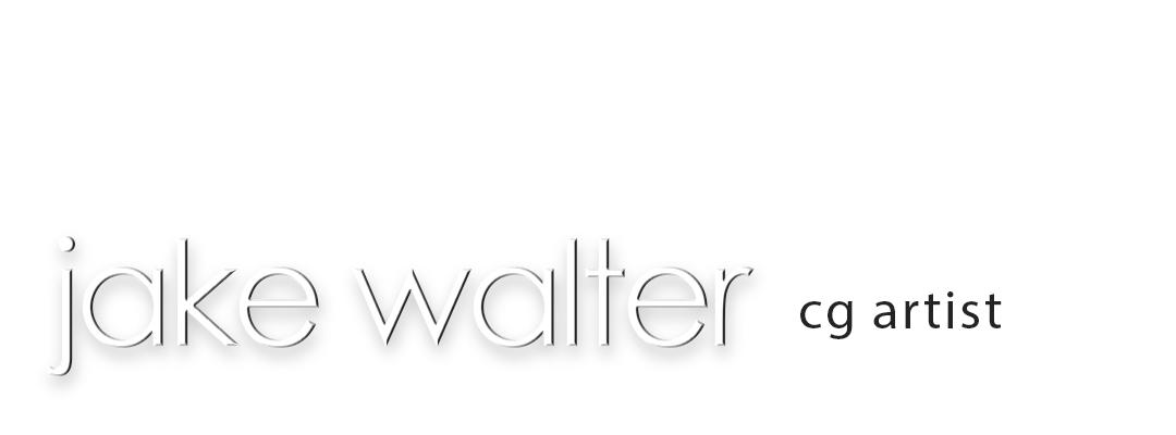 jake walter - CG artist | animator