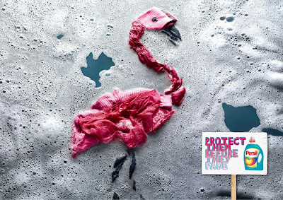 Clever and Creative Detergent Advertisements (15) 6