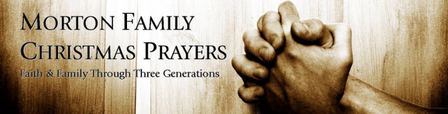 Morton Family Prayers