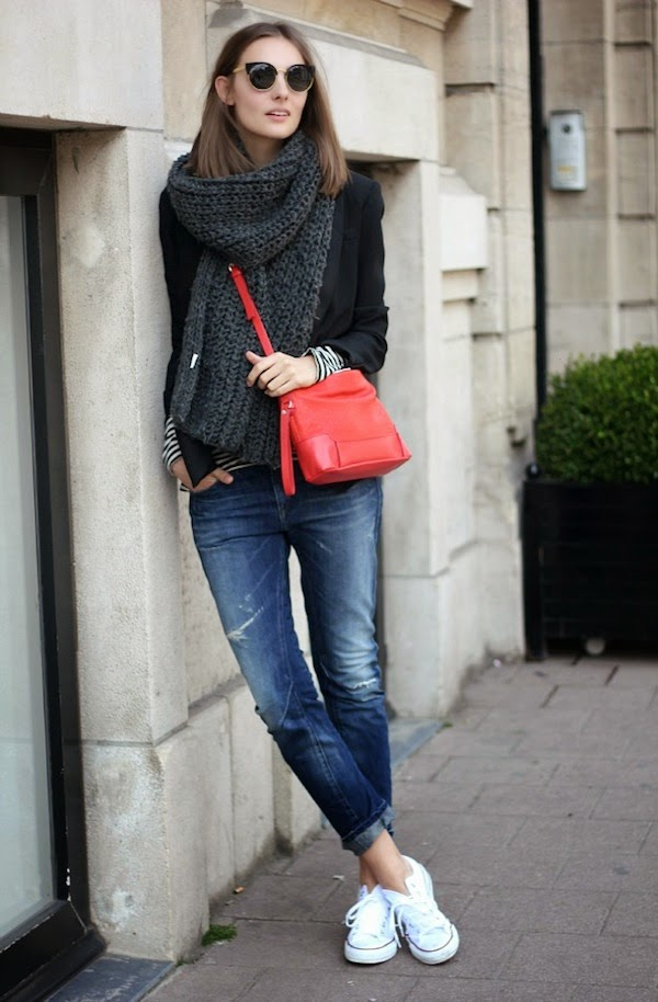 LOOK,Outfits cool con tenis / Cool sneakers outfits!