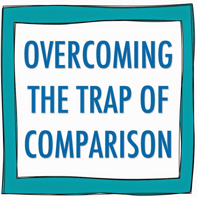 Overcoming the comparison trap