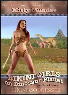 Bikini Girls on Dinosaur Planet 2005