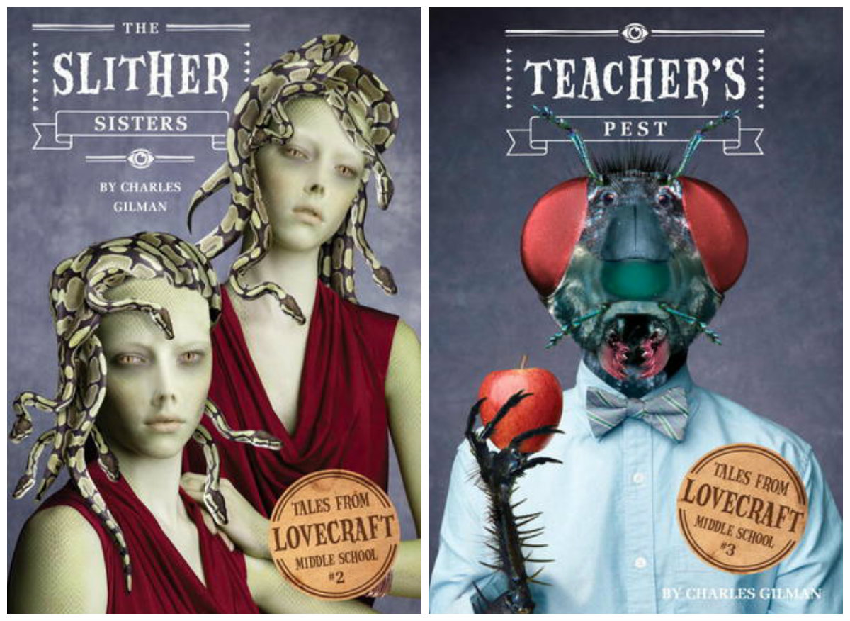 The Slither Sisters / Teacher's Pest - Charles Gilman