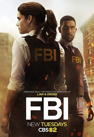 FBI - Legendada Séries Torrent Download capa