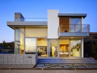 desain rumah minimalis 2 sederhana