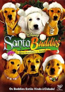 Assistir Santa Buddies: Uma Aventura de Natal Dublado Online HD