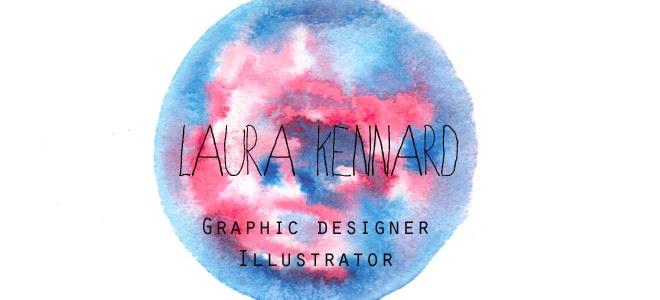 Laura Kennard graphic artist