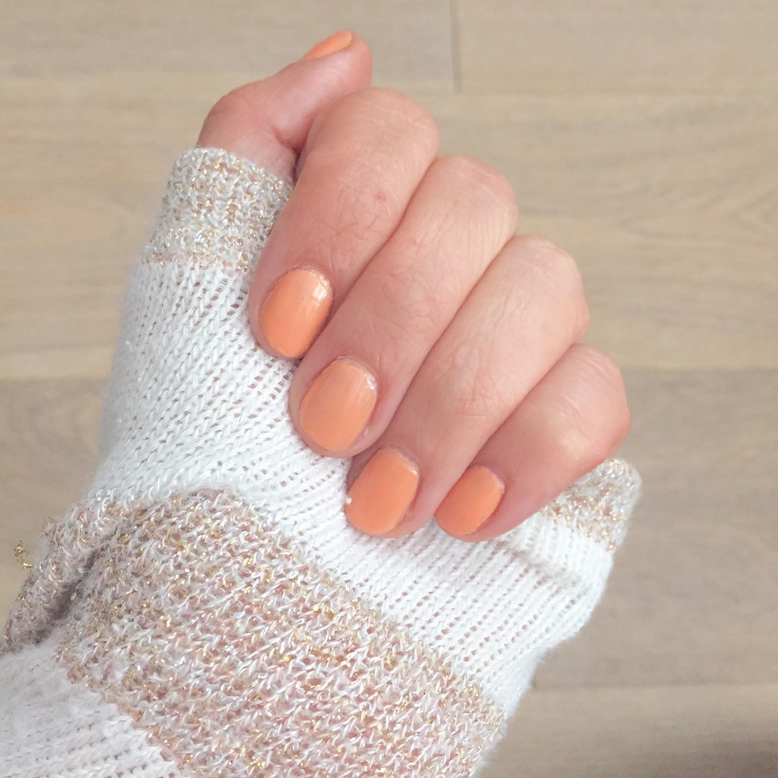 Non Toxic Nails of the week- Zoya Cole | Mrs Jones London
