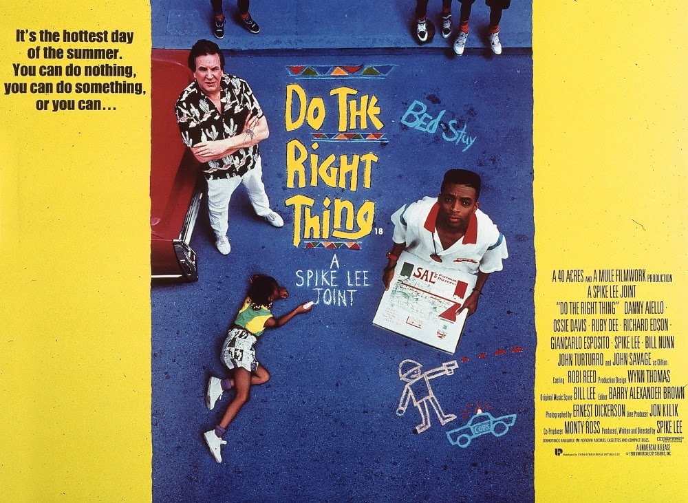 essay on do the right thing