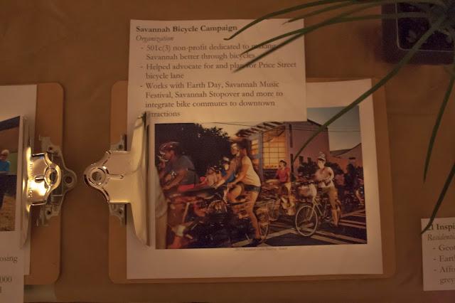 501c(3) non-profit bicycles savannah price street bicycle lane