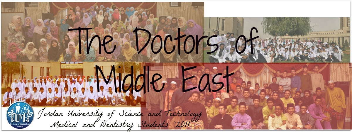 Doctors of Middle East