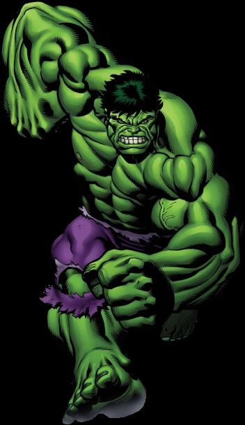 Bomber Renders: Render - Hulk