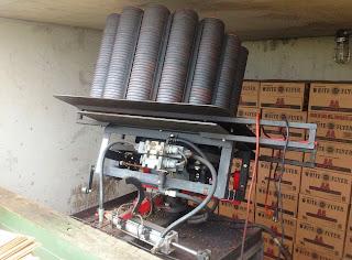 Máquina lançadora de pratos da marca Pat Trap, importada pela Liga Nacional de Tiro ao Prato - Foto: Divulgação