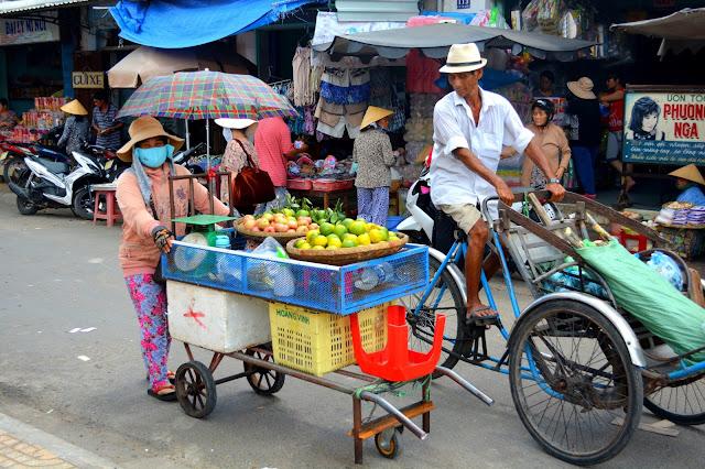 вьетнамский Рынок в Фантьете