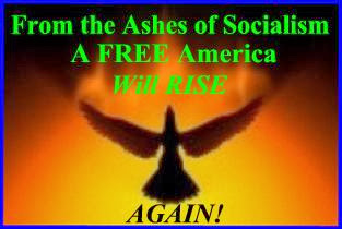 Update: A Changing World - the Good, the Bad, the Truth!  ASHES+OF+SOCIALISM+...+AMERICA+RISES
