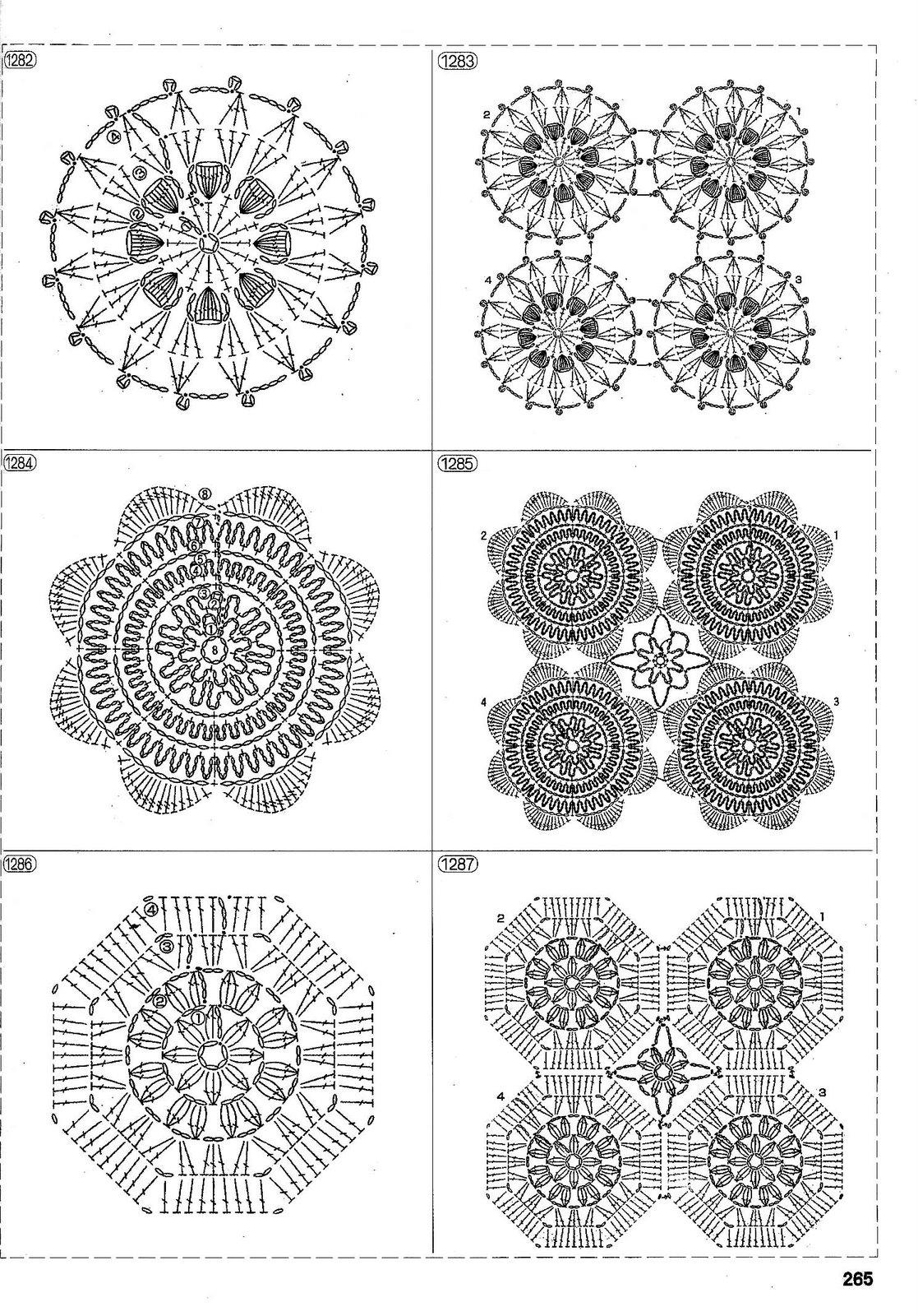 Patrones De Crochet GANCHILLO
