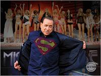 Funny photo Silvio Berlusconi Ciao