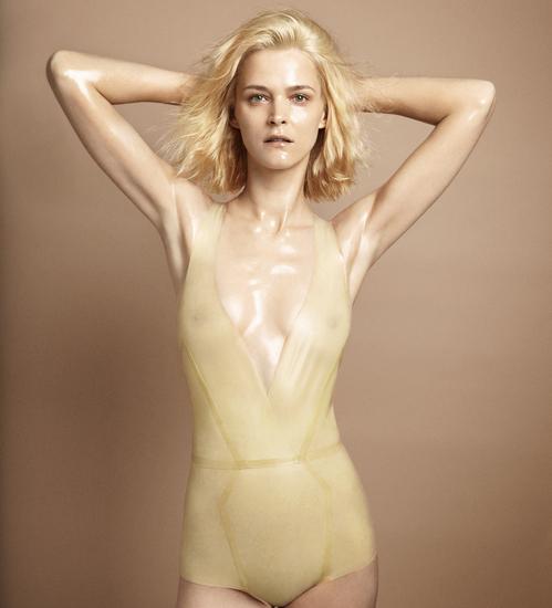 Carmen Kass in 25 Magazine Spring/Summer 2012 by Yelena Yemchuk